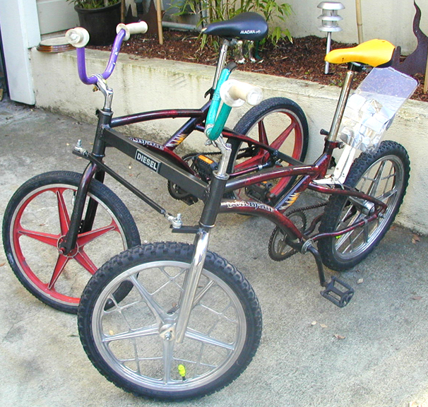 Cyclecide » Bikes