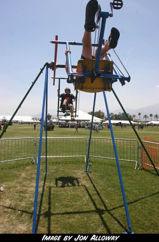 Ferris Wheel by Jon Alloway